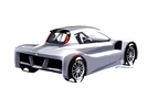 Mitsubishi iMiEV Protoype Racer 002