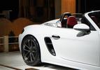 porsche 718 Spyder autosalon brussel 2020
