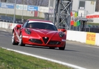 Alfa Romeo 4C WTCC Safety Car