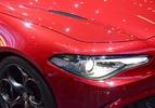 Alfa Romeo Guilia live op IAA 2015