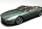 2013 Aston Martin DB9 Spyder Zagato Centennial one-off