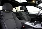 BMW M550D rijtest interieur