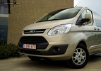 Ford Tourneo Custom (rijtest)