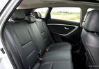 Hyundai i30 Wagon interieur