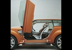 Range Stormer Concept (Vergeten Auto)