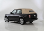 Newport Range Rover Convertible
