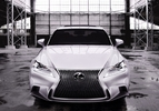 Officieel Lexus IS (2013)