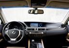 Lexus GS 450h 2012 interieur