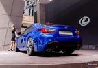 Live in Genève 2014: Lexus RC F