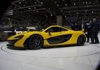 Live in Genève 2013: McLaren P1 interior