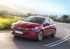Officiee: Opel Astra (K) 2015
