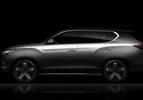 SsangYong LIV-2 concept 2016