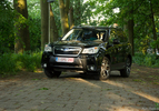 2012 Subaru Forester Turbo (rijtest)