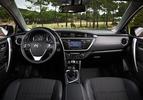 Toyota Auris 2013 interieur