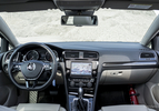 Volkswagen Golf 7 2.0 2013 Tdi interieur