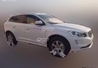 Volvo XC60 facelift spypic