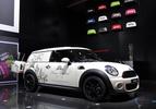Mini Clubvan Autosalon Brussel 2013