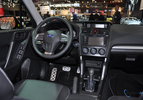 Subaru Forester Autosalon Brussel