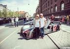 Gumball 3000 2013 startgrid Kopenhagen