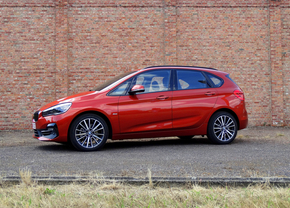 2018 BMW 218i Active Tourer