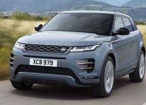 range rover evoque 2018 official