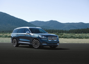 lincoln aviator 2018