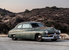 1949 Mercury Coupe Icon EV
