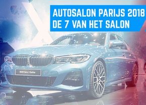 autosalon Parijs Paris Motor show video