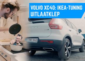volvo XC40 Zweedse Vlag Ikea tuning