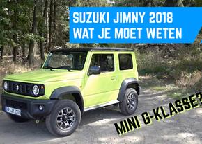 Suzuki Jimny 2018 Review