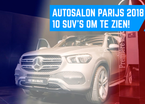 Autosalon Parijs SUV Paris Motor Show video