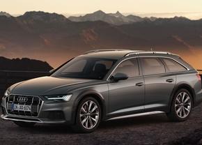 Audi A6 Allroad quattro 2019 officieel