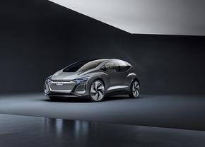 Audi AI:me Concept 2019