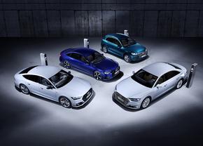 audi e-tron plug-in hybrids geneva motor show 2019