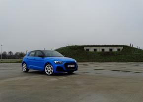 2019 Audi A1 30 TFSI