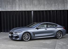 BMW 8 Reeks Gran Coupe 2019