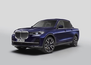 BMW X7 one-off pickup (2019)