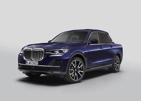 BMW X7 one-off pickup (2019)
