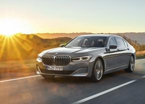 BMW 7 Reeks LCI (2019)