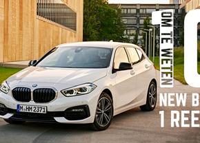 BMW 1 Reeks 2019 rijtest review