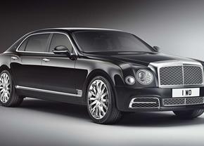 Bentley mulsanne ewb Mulliner