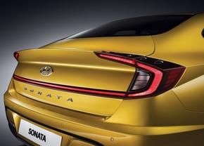 Hyundai Sonata 2019 official