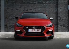 Hyundai i30 N Fastback 2019 (rijtest)