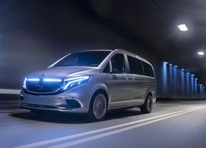 Mercedes EQV Concept (2019)