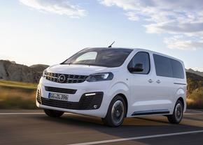 Opel Zafira Life 2019 (officieel)