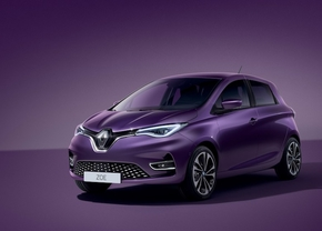 Renault Zoe 2019 52 kWh R135