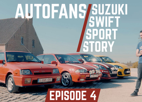 Suzuki Swift Sport Story Autofans
