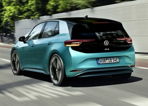 VW ID.3 (officieel) 2019
