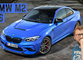 BMW M2 CS video info