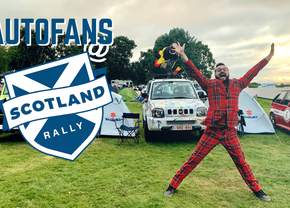Scotland Rally 2019 Cars Deelnemers overview sfeer Suzuki